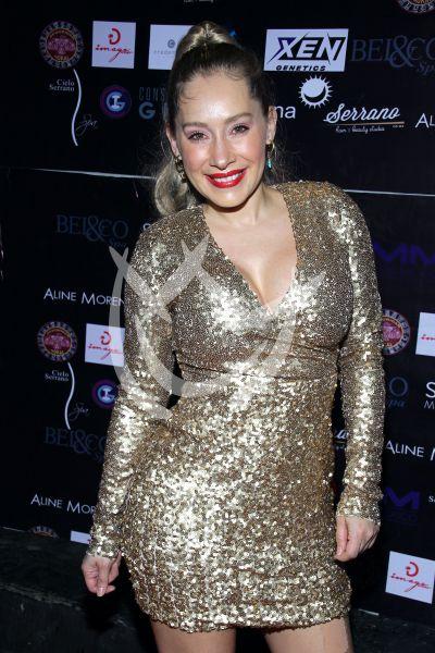 Gaby Carrillo a la moda