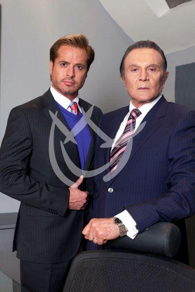 Víctor Noriega y Miguel Palmer