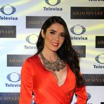 Marlene Favela halaga a sus compañeros de 'La Desalmada'