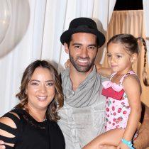 Toni Costa afirma que Alaia es feliz con sus padres por separado