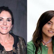 A Zoraida Gómez le sorprendía la madurez de Angelique Boyer