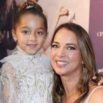 VIDEO: Adamari López habla (bajito) de los 'príncipes' de Alaia