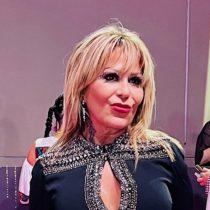 Alejandra Guzmán tenía miedo de su primer desnudo