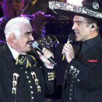 Alejandro Fernández dice que su papá siempre ha sido su mayor crítico