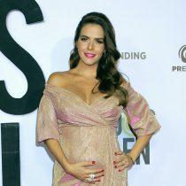 Claudia Álvarez pudo perder a uno de sus bebés