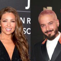 Thalía y J Balvin piden a sus fans cuidar su salud mental