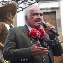 Desmienten que Vicente Fernández tenga muerte cerebral