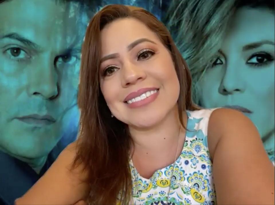Vicky Contreras tuvo que poner tierra de por medio para terminar una relación